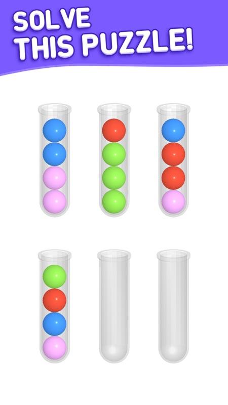 Sort Puzzle: Fun Ball Online Hack Tool