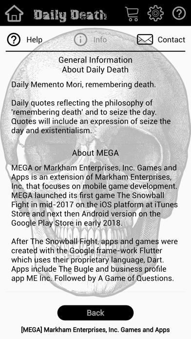 Daily Death screenshot 4