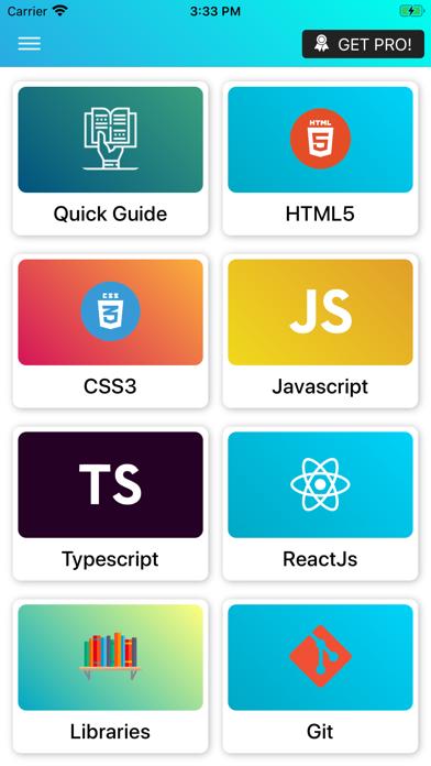 Learn React v16.9 screenshot 1
