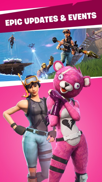 Download Fortnite for Pc