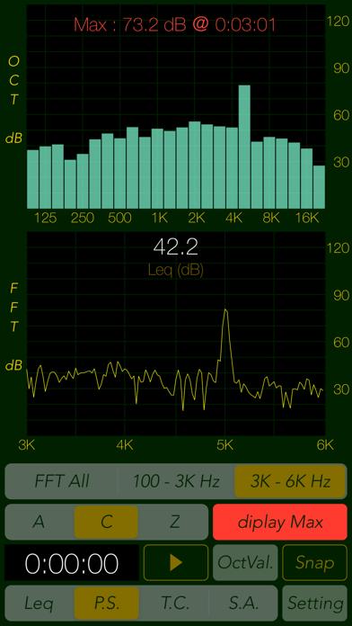 Sound Level Analyzer PROのおすすめ画像5