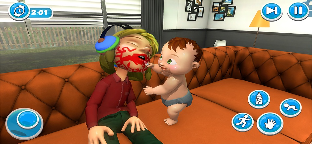Dream Family Sim - Junior Baby hack tool