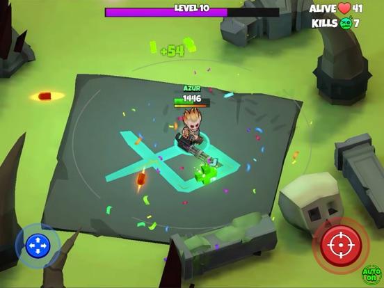 Warriors io screenshot 14
