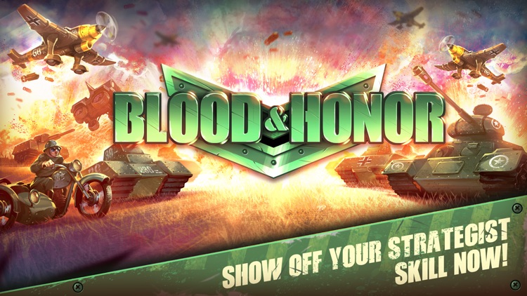 Blood & Honor No Ads screenshot-4