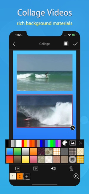 Videdit - Handy Video Editor Screenshot