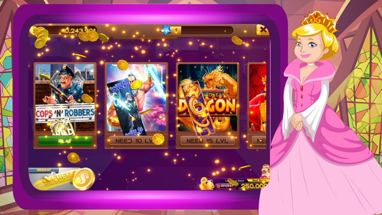 King Slots: Online Casino screenshot-1