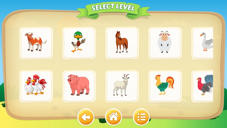 Animal Games for 3 4 year olds screenshot-6
