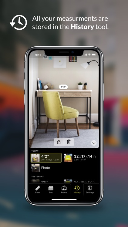 Cubit — AR Ruler Toolkit screenshot-3