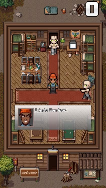 Camp Zombie! screenshot-3