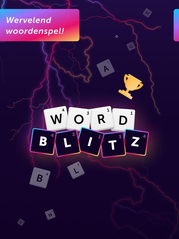 Word Blitz ・ iPad app afbeelding 2