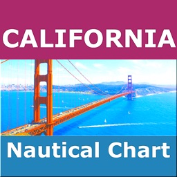 California – Nautical Charts