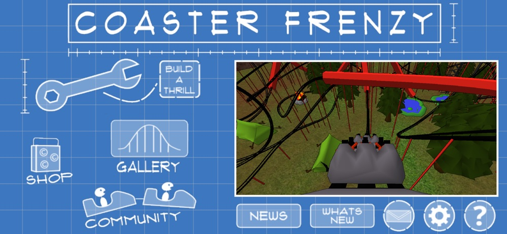 Coaster Frenzy Cheat Codes