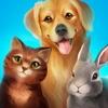 Pet World - マイ アニマル レスキュー - iPhoneアプリ