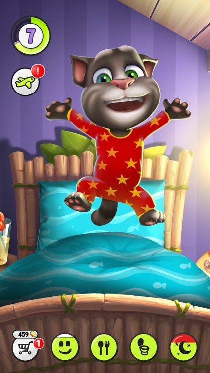 My Talking Tom screenshot-3