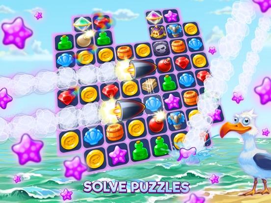 Pirates & Pearls: Match 3 Game screenshot 8