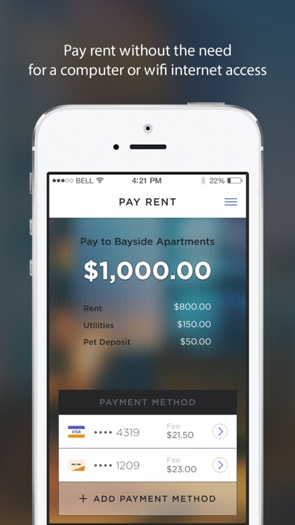 RentPayment- by YapStone™ screenshot-4
