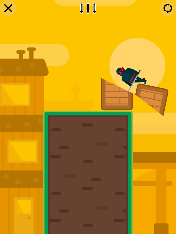 Mr Ninja - Slicey Puzzles screenshot 8