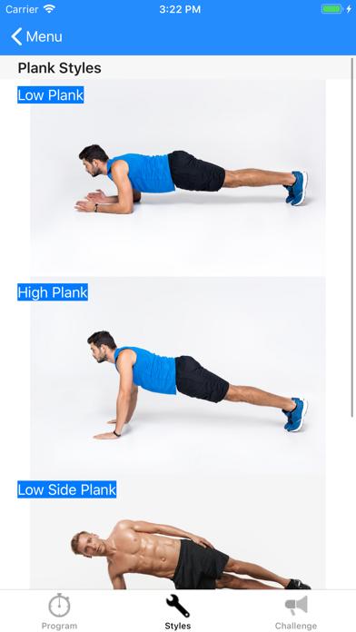 Plank challenge 4 minutesのおすすめ画像4