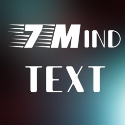 7MindText——DIY Your Text Card