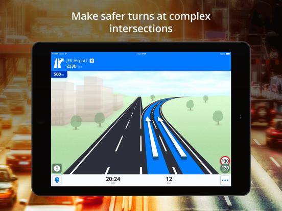 Sygic GPS Navigation & Maps by Sygic a  s  (iOS, United Kingdom