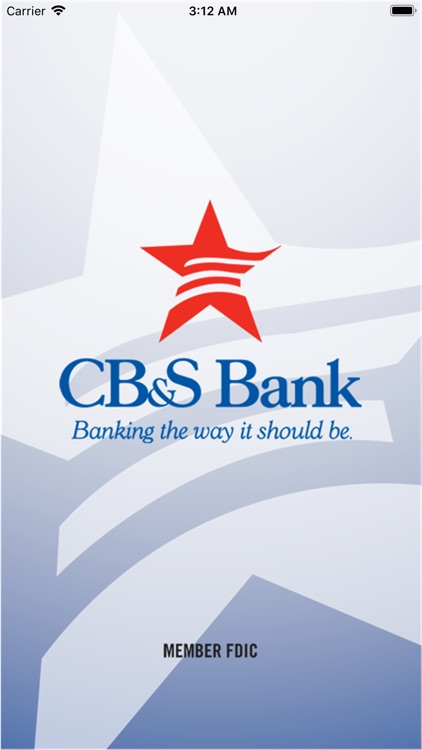 CB&S Bank Mobile screenshot-0