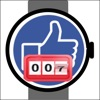 Likes Counter for Watch - iPhoneアプリ