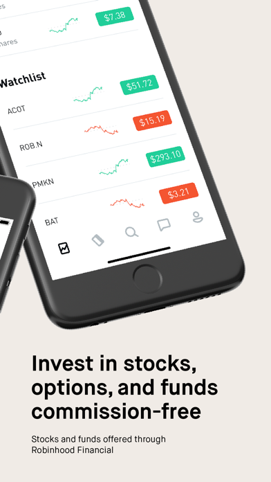 Robinhood - Free Stock Trading screenshot