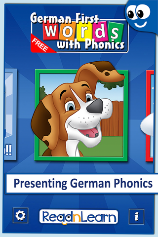 German First Words Phonic Lite - náhled