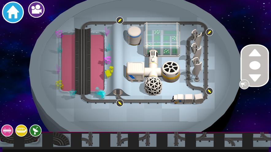Train Kit: Space-10
