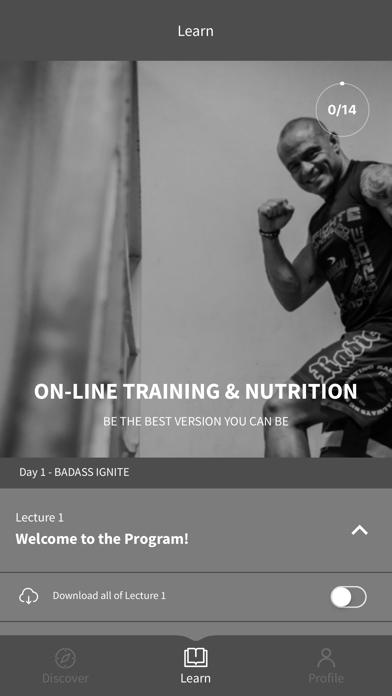 Lift Fitness PT screenshot 1