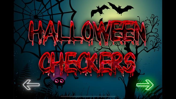 Halloween Checkers screenshot-3