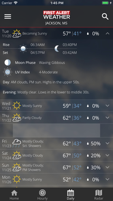 First Alert Weather - Revenue & Download estimates - Apple App Store