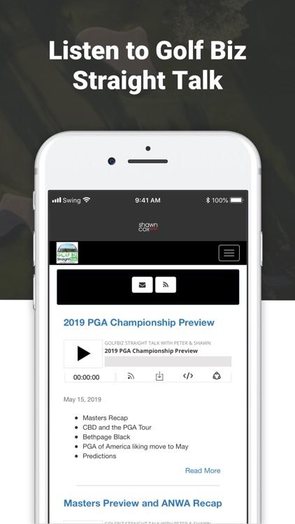 Shawn Cox Golf Academy