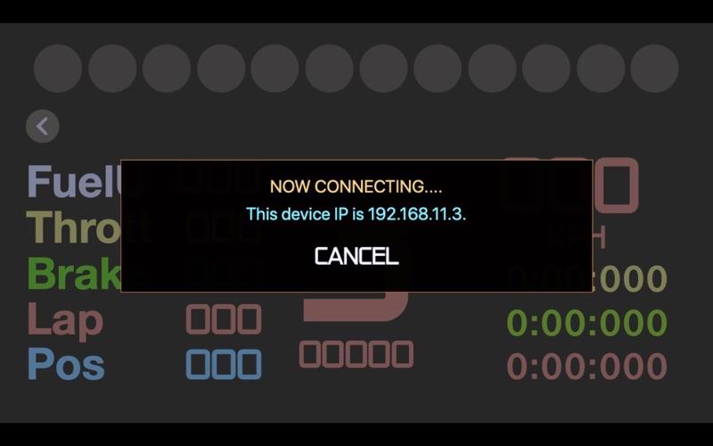 Sim Racing Dashboard screenshot 4