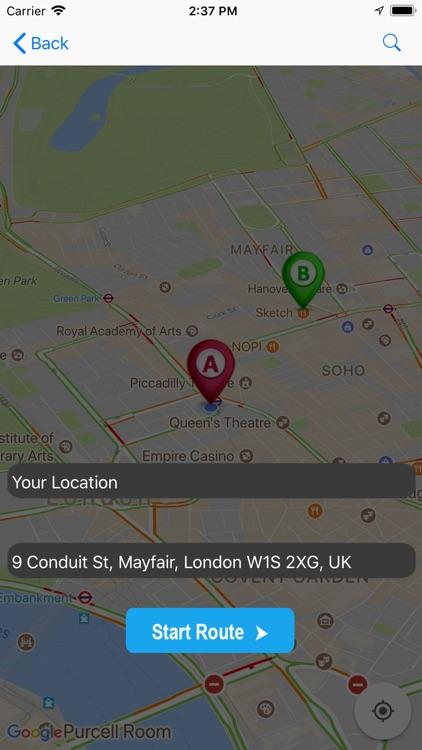 Share Location & GPS Tracker screenshot-3