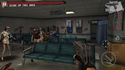 Screenshot for Zombie Frontier 3: Sniper FPS in Poland App Store