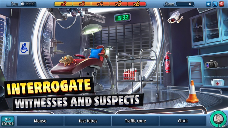 Criminal Case: The Conspiracy screenshot-3