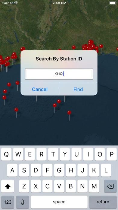 Buoy Stations Feed: NOAA(NDBC) screenshot three
