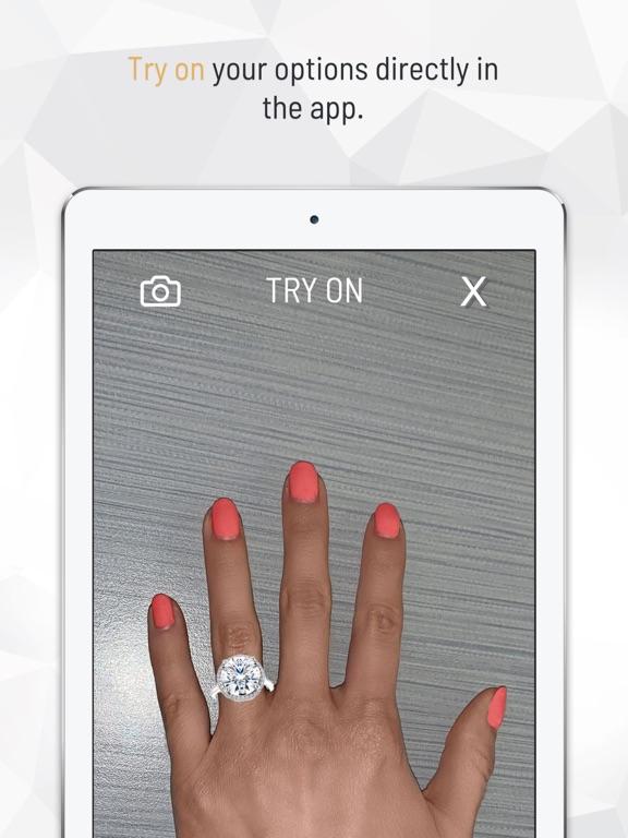 Engage: Diamond jewelry, rings screenshot