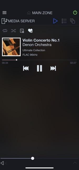 Denon 2016 AVR Remote on the App Store