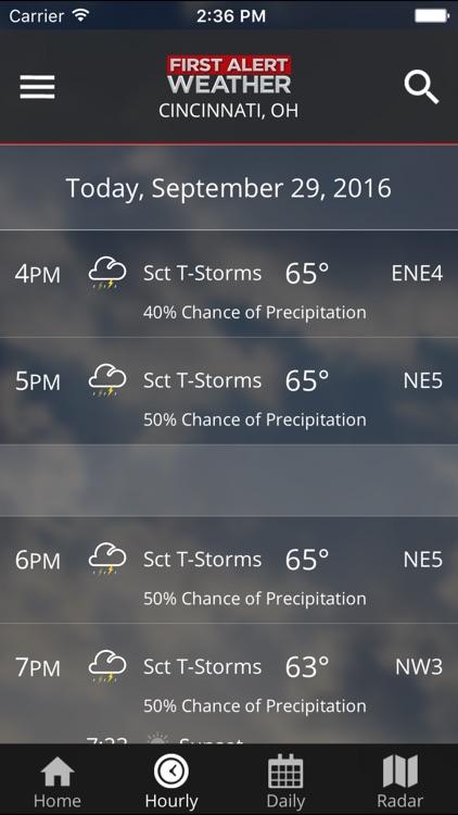 FOX19 First Alert Weather screenshot-4
