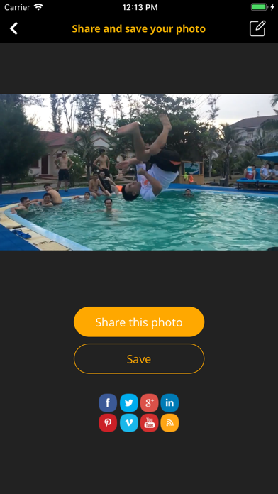 Video to Pic- Share nice photo screenshot four