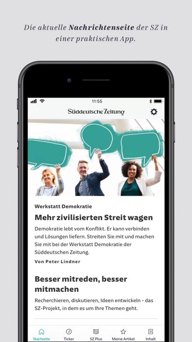 SZ Nachrichtenのおすすめ画像2
