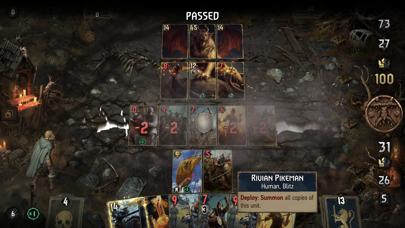 Thronebreaker screenshot 4
