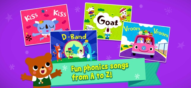 Pinkfong ABC Phonics on the App Store