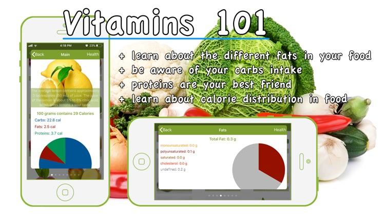 Vitamins 101 screenshot-3
