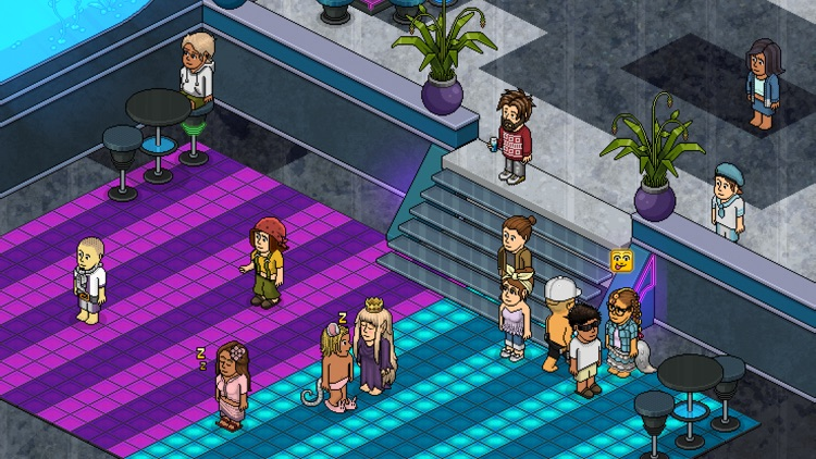 Habbo - Virtual World screenshot-6