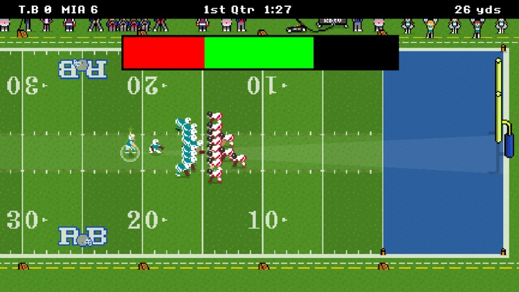 Retro Bowl screenshot-2