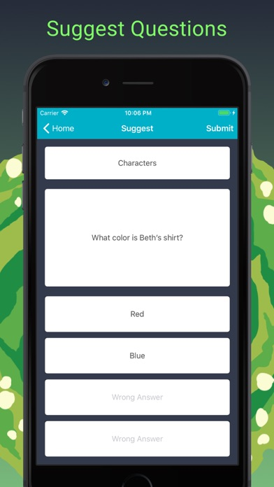 Fan Quiz for Rick and Morty free Resources hack