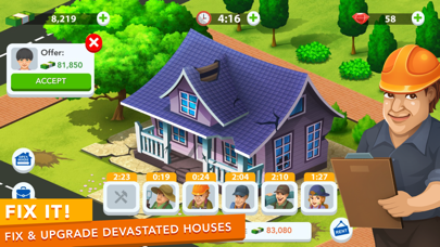 FlippIt! - House Flipper screenshot two